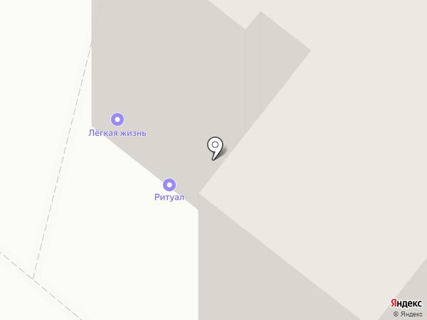 Волжская мемориальная компания на карте Волжского