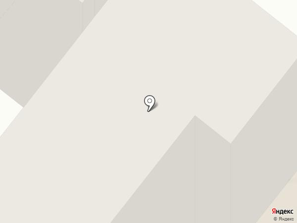Грузовое такси на карте Волжского