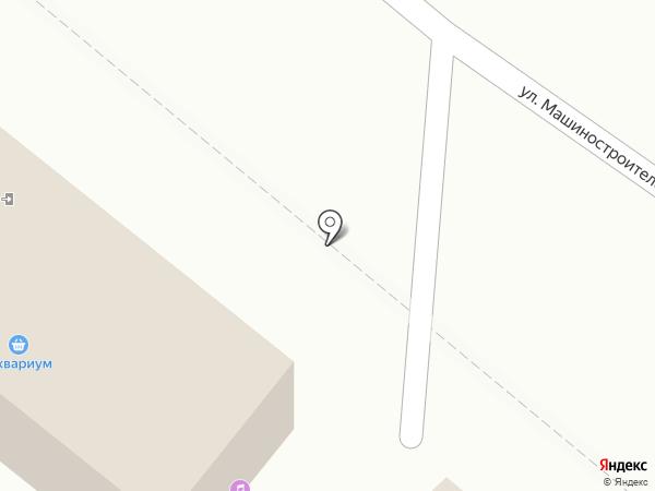 Мурка на карте Волжского