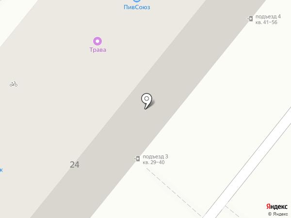 Zip service на карте Волжского