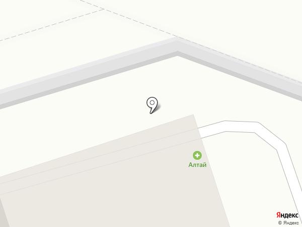Томатис на карте Волжского