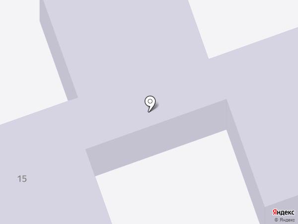Площадь Труда, 15, ТСЖ на карте Волжского