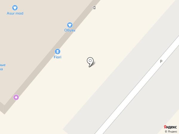 Мегаполис на карте Волжского