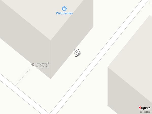 Адетта на карте Волжского