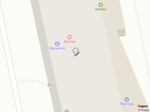 Престиж на карте Волжского