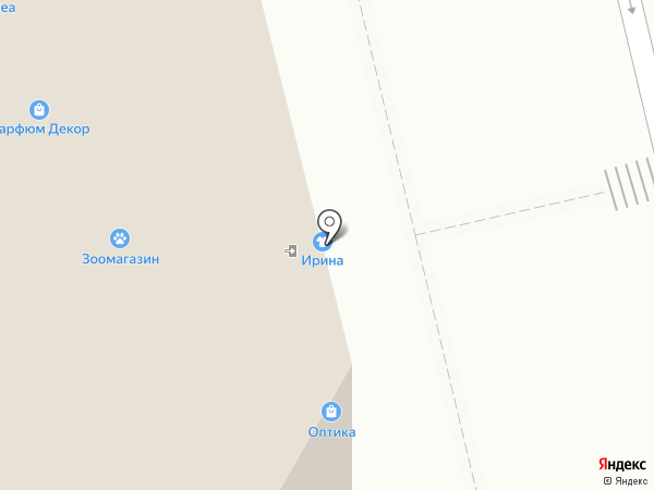 Золушка на карте Волжского