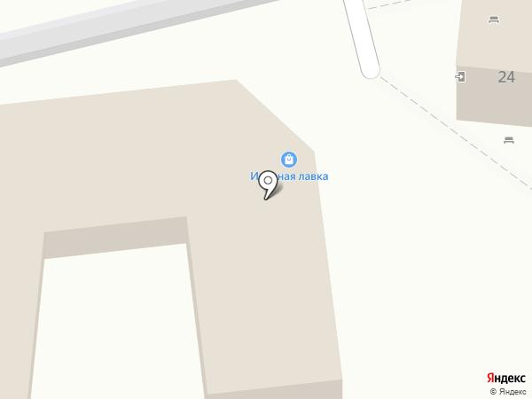 Храм в честь Рождества Христова на карте Волжского