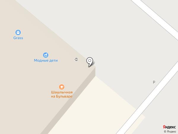 DNS на карте Волжского