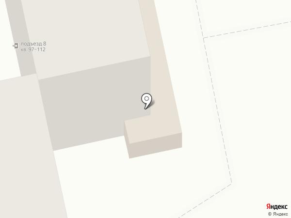 Волжский инспекторский участок по маломерным судам на карте Волжского