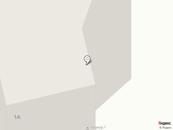 Квартирно-техническая служба на карте Волжского