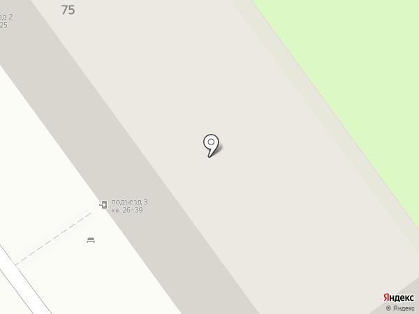 Планета знаний на карте Волжского