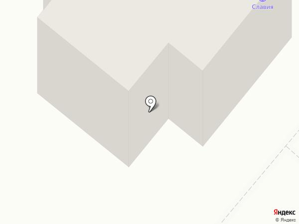 Гранитоф на карте Волжского