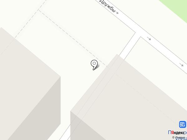 Хлебкомбинат Волжский на карте Волжского