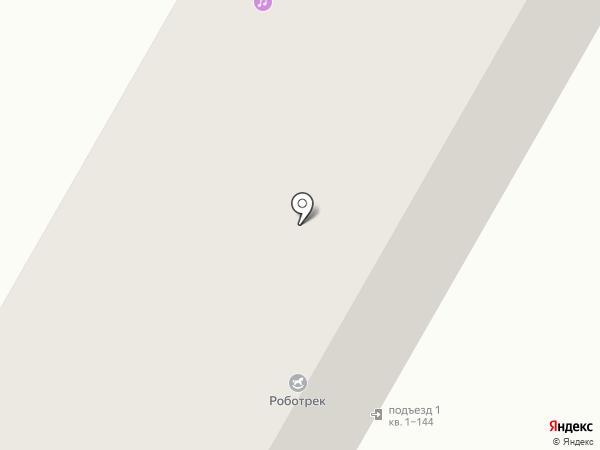 Студия детского рукоделия на карте Волжского