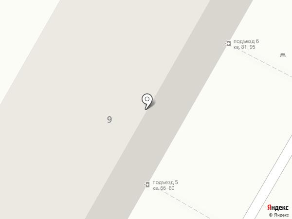 Магазин сантехники на карте Волжского