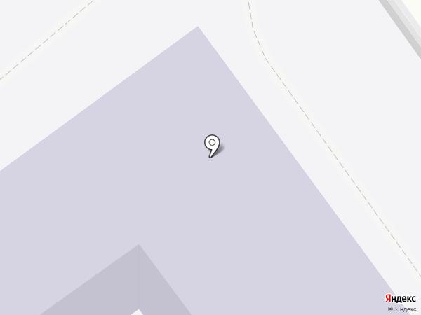 Средняя школа №28 на карте Волжского