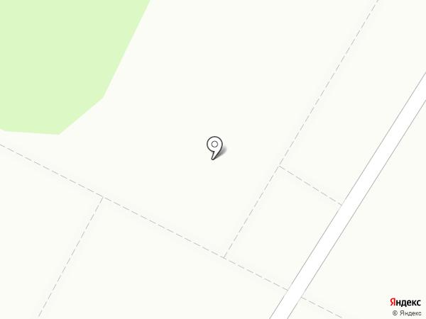 Киоск по продаже хлебобулочных изделий на карте Волжского