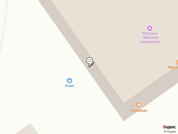 Хмель на карте Волжского