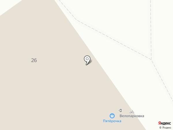Будь здоров! на карте Волжского
