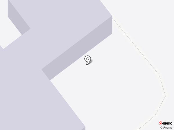 Русско-американская школа на карте Волжского