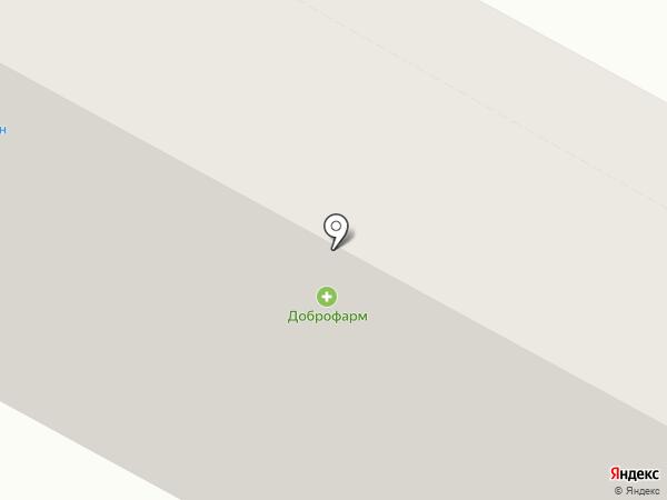 Кредитный центр, КПК на карте Волжского