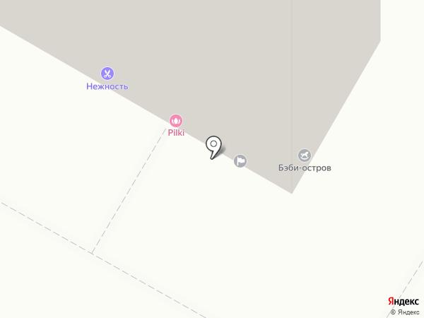 МедСервис-Патронаж на карте Волжского