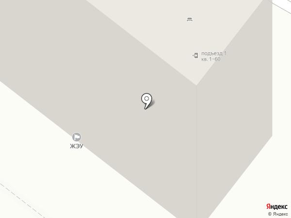 ЖЭУ-25 на карте Волжского
