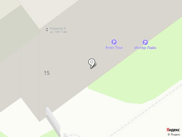 Фото & Копия на карте Волжского