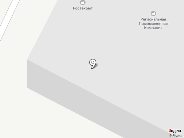 Луидор на карте Волжского