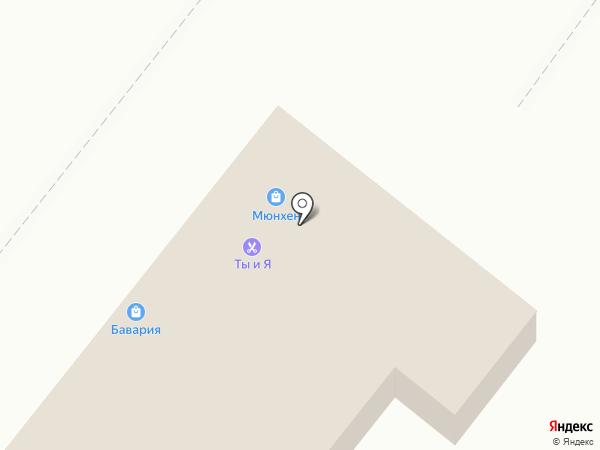 МиДея на карте Волжского