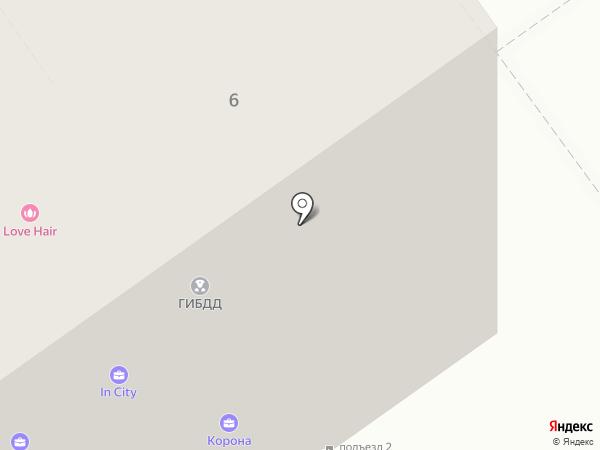 Арбуз на карте Волжского
