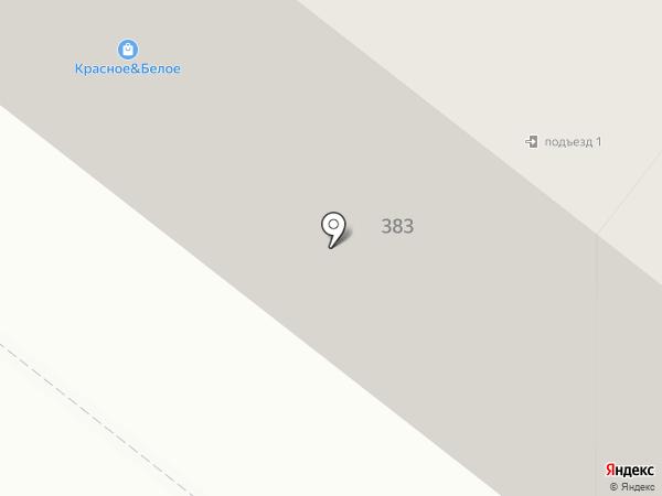 Магазин волос на карте Волжского