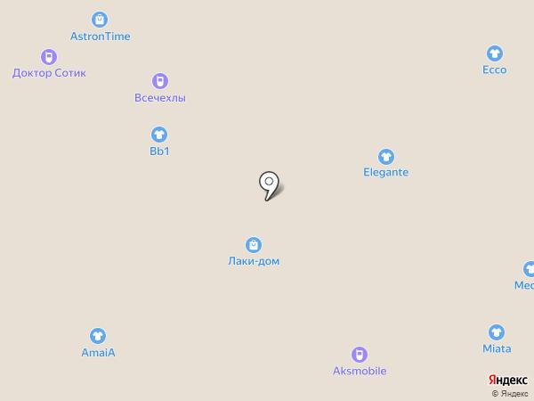 Магазин электроники и аксессуаров на карте Волжского