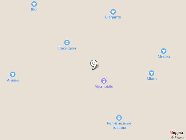 Tez Tour на карте Волжского