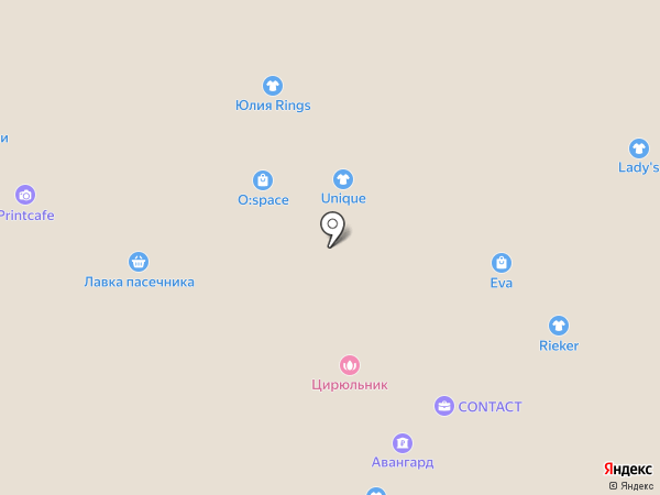 AcCent на карте Волжского