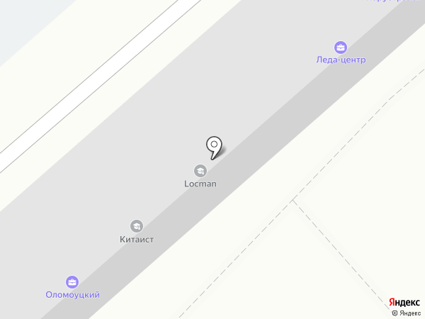 Калипсо на карте Волжского