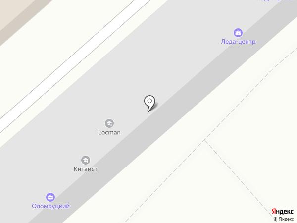 Вертикаль на карте Волжского