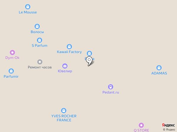 Мастер минутка на карте Волжского