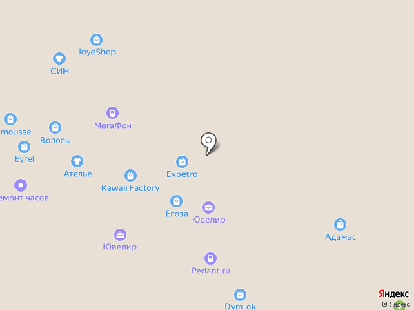 Fresh на карте Волжского