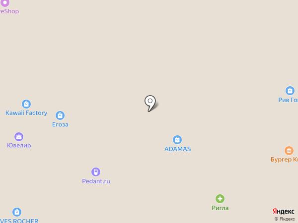 Товары из Белоруссии на карте Волжского