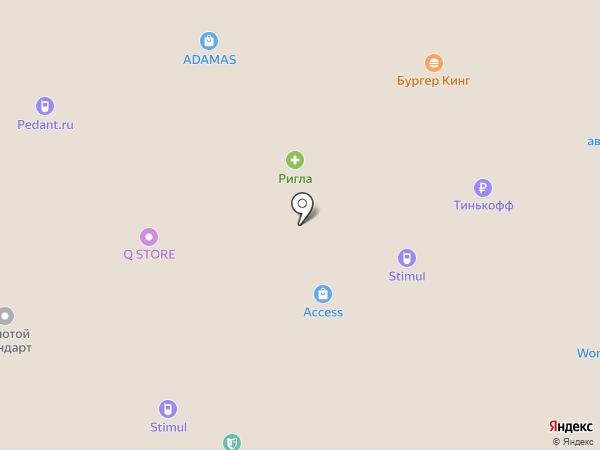 Askent на карте Волжского