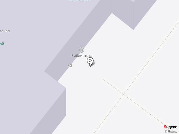 Библиотека на карте Волжского