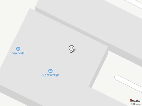 VIN-CODE на карте Волжского