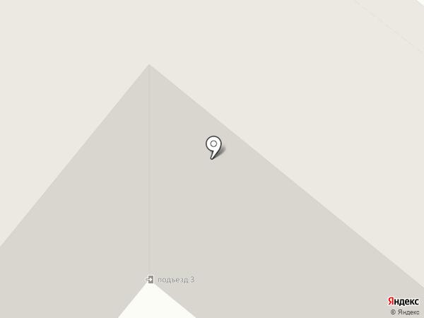 Аквамарин на карте Волжского