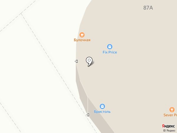 Alta Vista на карте Волжского