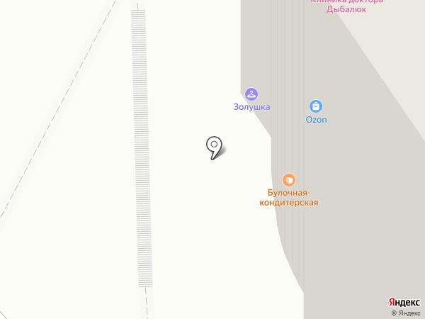 КРУГЛАЯ СЕМЬЯ на карте Волжского