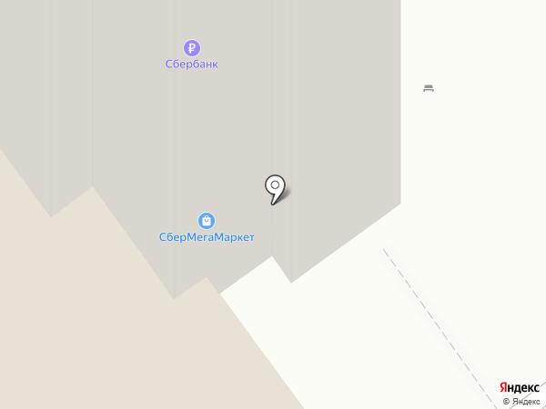 Бонжур на карте Волжского