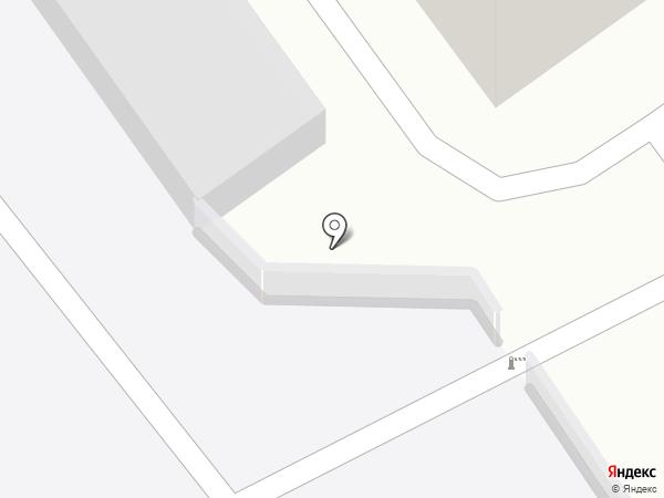 Магазин мясных изделий на карте Волжского