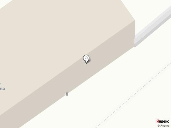 ЖЭУ-18 на карте Волжского
