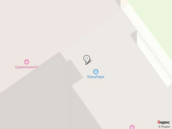 Плис на карте Волжского